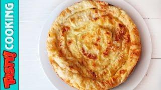 Bulgarian Banitsa Recipe ♥ 2 Ways ♥ Savory Cheese Cake ♥ Tasty Cooking