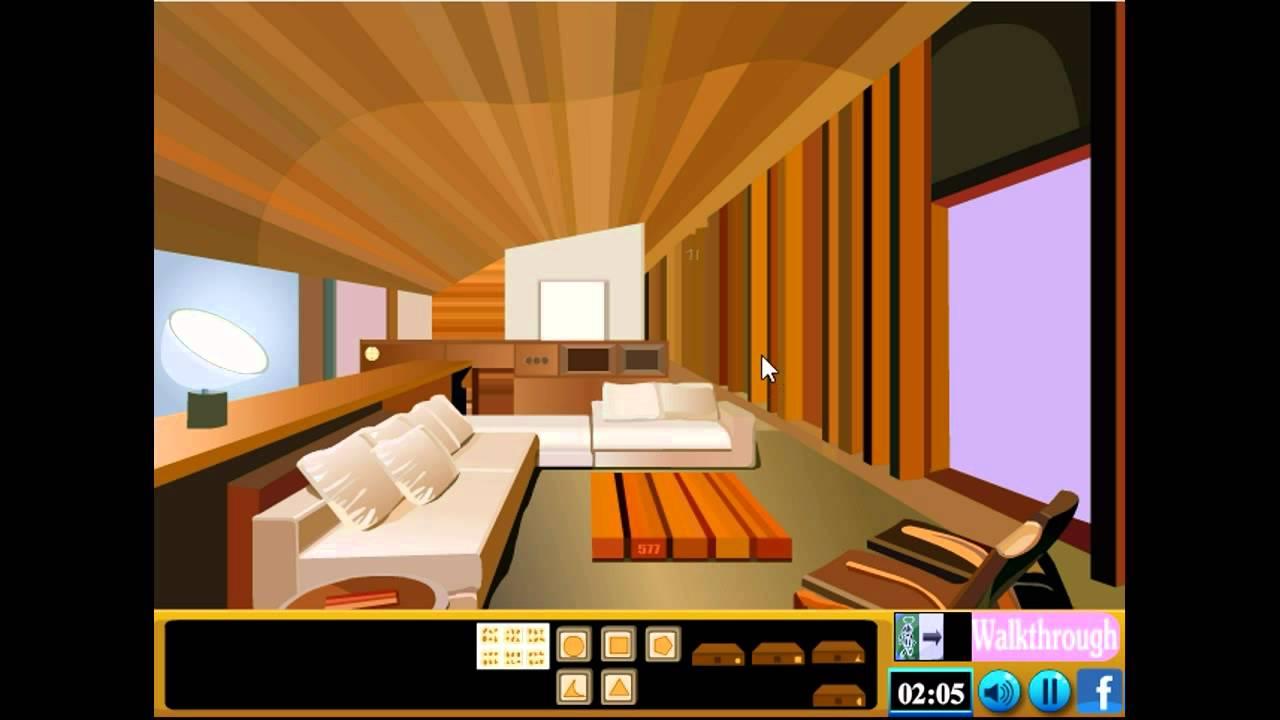 Modern Living Room Escape 2 Walkthrough wooden living room escape walkthrough - youtube