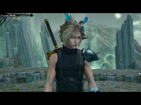 [Mobius Final Fantasy] Multi-player Boss - Sephiroth 5 star