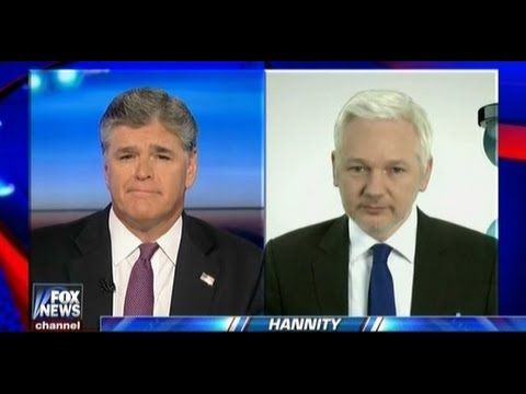 Julian Assange speaks out about US Elections & Russia's Involvement