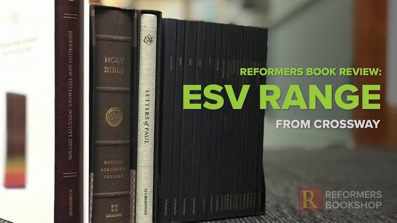 Crossway ESV – Reformers Bookshop