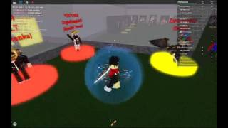 Roblox Nightmare Fighters part 2