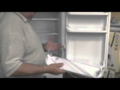 hqdefault basic fridge repair & maintenance hotpoint fridge freezer youtube hotpoint fridge thermostat wiring diagram at edmiracle.co