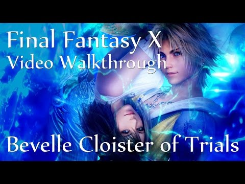 Bevelle Cloister of Trials + Hidden Item [FFXHD]