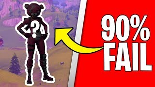 Guess That Fortnite Character Skin Quiz *90% FAIL* (Fortnite Battle Royale Test)