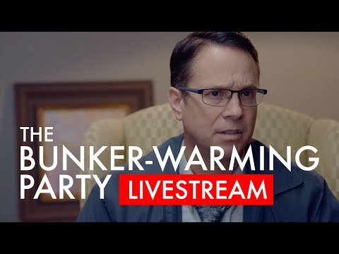 The Bunker-Warming Party Livestream