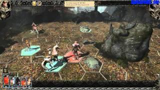 walkthrough [Disciples III - Renaissance][HD][PC] - elven alliance - act 1 - part 1