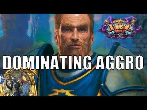 Boomsday Control Warlock DOMINATES Aggro Decks