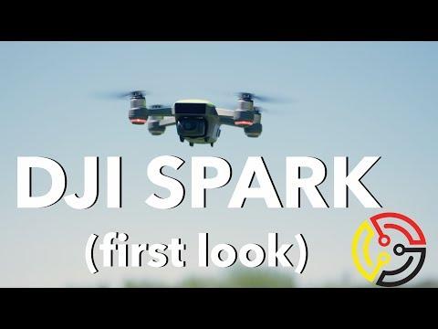 The Digital Circuit - DJI Spark - First Impressions!