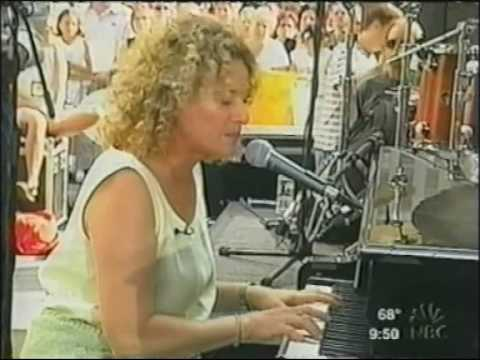 Carole King - Where You Lead, I Will Follow (live)