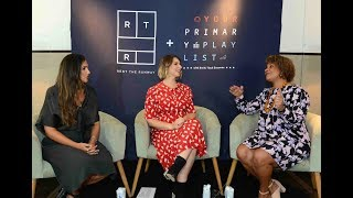 Your Primary Playlist LIVE Event with Rent The Runway: Jennifer Hyman and Fatima Goss Graves
