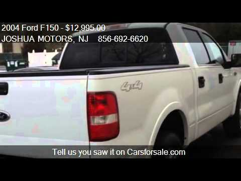 2004 ford f150 fx4 supercrew 4wd for sale in vineland for Joshua motors vineland nj