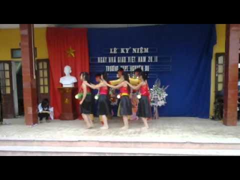 Lop 12H THPT Nguyen Du Nam Dinh