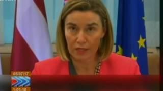 Ratifica Parlamento Europeo acuerdo entre Cuba y la Unión Europea
