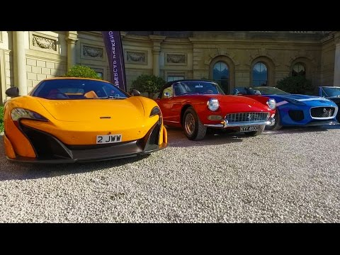 Supercar Owners Circle | Porsche 918, McLaren P1 GTR, Ferrari 488 GTB, 675LT, SLR 722