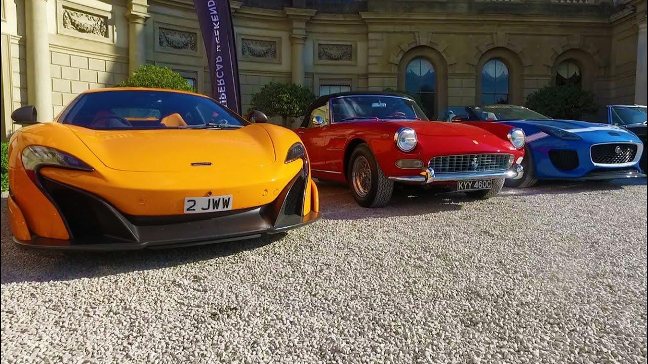 Supercar Owners Circle Porsche Mclaren Gtr Ferrari