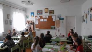 Урок образотворчого мист. в 5 класі. Кольорознавство. Вчитель Святослава Бондарчук