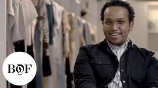 My H&M Story: Luke Nur, Concept Visual Specialist | The Business Of Fashion (Sponsored)