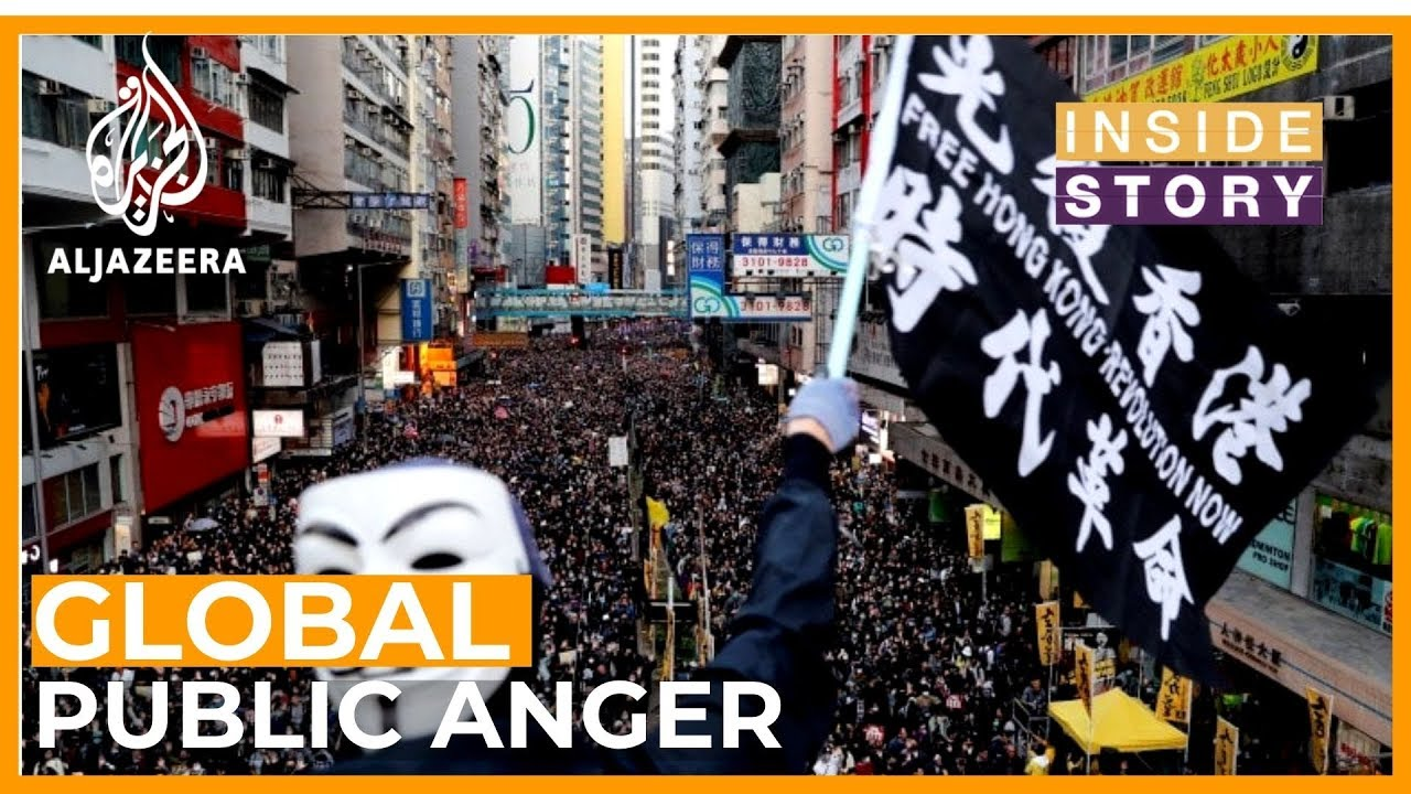 What's driving global public anger? | Inside Story