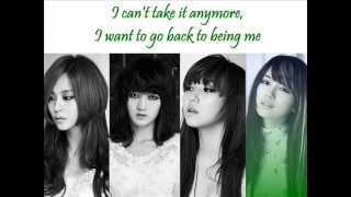 Miss A - No Mercy (+english lyrics)