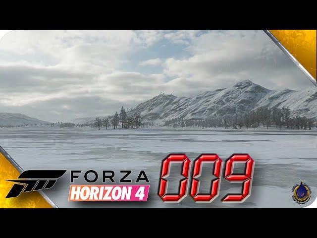 FORZA HORIZON 4 🚘 [009] Winter is coming