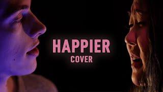 Marshmello ft. Bastille - Happier Cover (Grace Kelly & Cale Hawkins)