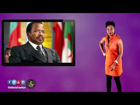 Cameroon President Biya Distributes Condom For Votes, Hires Fake Election Observers