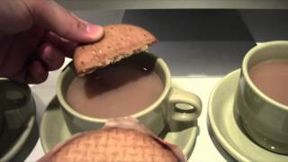 Tea And Biscuits Experiment