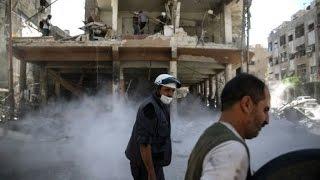 منظمة الدفاع المدني السورية تحذر من حصول مجاعة في حلب