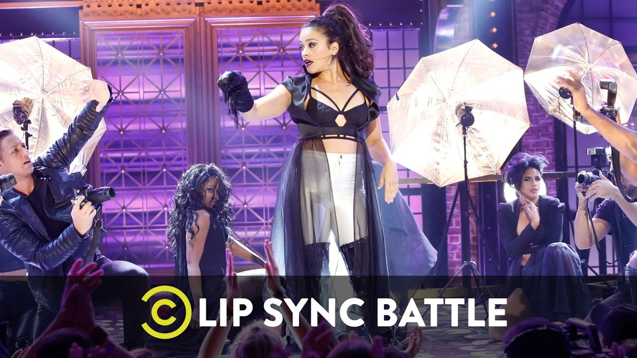 Download Lip Sync Battle - Gina Rodriguez