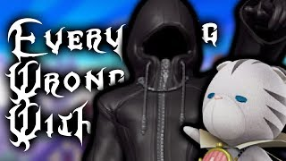 Everything Wrong With Kingdom Hearts χ Back Cover in 22 and a Half Minutes