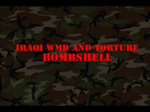 IRAQI WMD AND TORTURE BOMBSHELL - PATV Version (exactly 28 minutes)