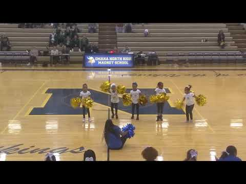 Omaha North High Golden Vikings Kiddie Camp 2019