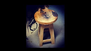 Dc Makes A Shop Stool With Scrap Ply Wood