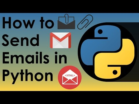 How to Send an Email With Python - Nitratine