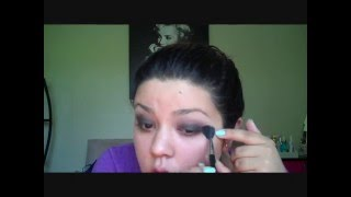 Ashley Greene ASOS Magazine Cover Makeup Tutorial Thumbnail