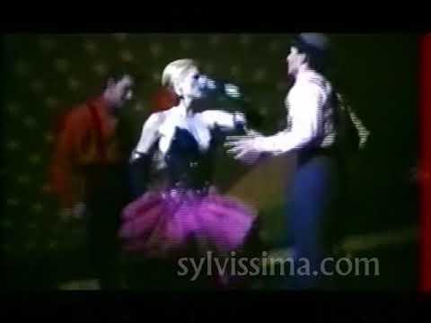 """SYLVIE VARTAN """"LATINO"""" PALAIS DES CONGRES 1983"""