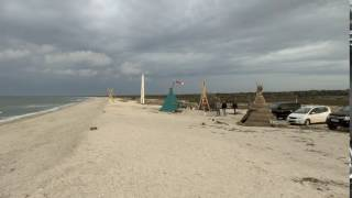 Пляж Казантипа(Пару часов жизни на диком пляже Татарской бухты., 2016-05-30T14:52:09.000Z)