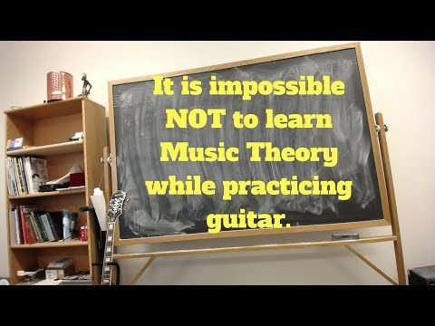 Practice Habits that Make Music Theory Impossible to NOT Learn