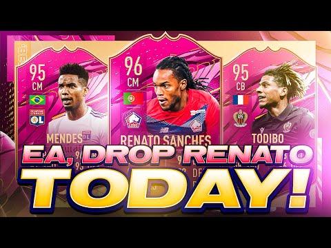 EA, DROP RENATO TODAY! FUTTIES VOTE SBC & 87 X 10 RERELEASE? FIFA 21 Ultimate Team