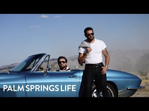Men's Fashion with Jesse Metcalfe and Ian Bohen  PALM SPRINGS LIFE