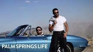 Men's Fashion with Jesse Metcalfe and Ian Bohen | PALM SPRINGS LIFE