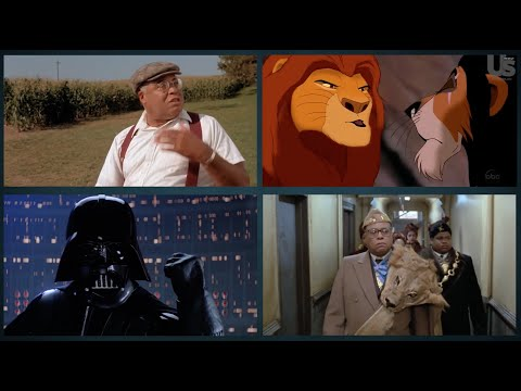 James Earl Jones Shares Memories of His Favorite Movie Roles