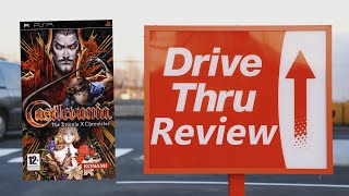 Castlevania: The Dracula X Chronicles - Drive Thru Review