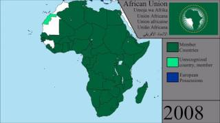 The History of the African Union: Every Year