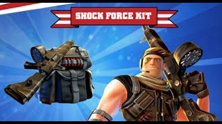 Shock Force Kit Review - Shotgun OP Respawnables
