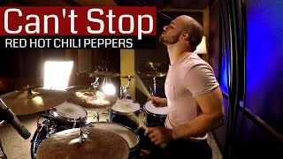 Red Hot Chili Peppers - Can't Stop Drum Cover (High Quality Audio) ⚫⚫⚫