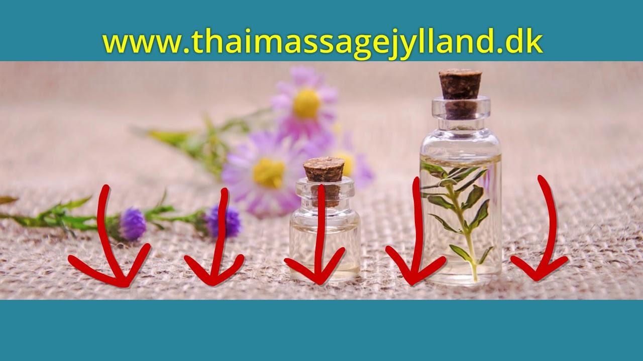 Thai Massage Aalborg - YouTube