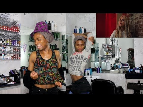 zhavia-ward---100-ways-(official-video)☎️✨-|reaction|