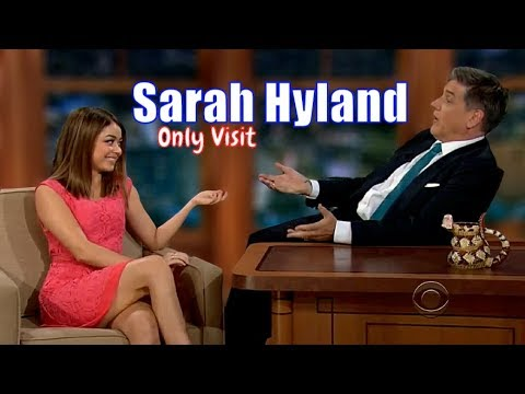 Sarah Hyland  Craig Minds The Fact Of Her Age  Only Appearance